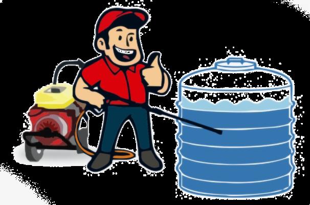 Dịch vụ vệ sinh bổn nước